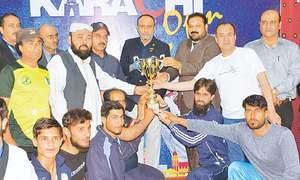 Quetta clinch Karachi Open Taekwondo title
