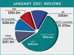 Over $2bn remittances for straight seventh month