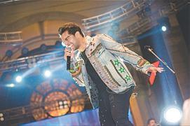 Asim Azhar rocks Karachi