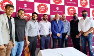 Pizza Hut and foodpanda enter strategic arrangement, expand delivery network