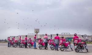 20,000 on-demand delivery riders all set to empower businesses via pandago