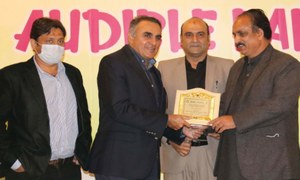 Blind cricketers have done nation proud with their achievements: Imtiaz Ali Shah