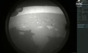 مریخ پر زندگی کی تلاش کیلئے ناسا کے مشن کی تاریخی لینڈنگ