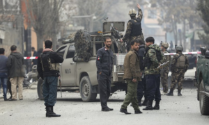 Three separate Kabul explosions kill 5, wound two: Afghan police