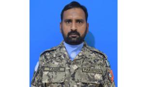 Pakistan peacekeeper dies in Sudan accident