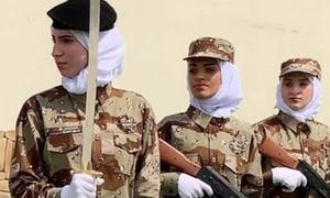 سعودی عرب میں خواتین کو مسلح افواج میں بھرتی کی اجازت مل گئی