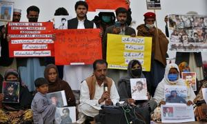Baloch protesters end Islamabad sit-in after PM Imran's pledge to meet them