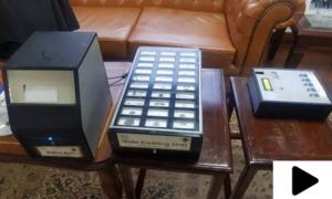 وزارت سائنس نے الیکٹرانک ووٹنگ مشین تیار کرلی