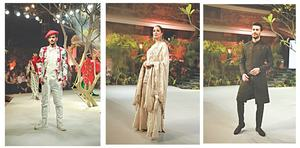 Fashion Pakistan Week concludes with mix of tradition and experimentation