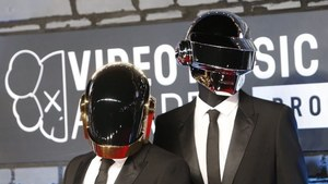 Dance music duo Daft Punk split up