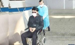 کپل شرما کی ویل چیئر پر تصاویر سے مداح پریشان