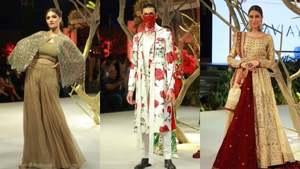 Fashion Pakistan Week SS21 Day Two: Maheen Khan and Delphi shine!