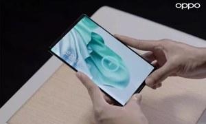 اوپو کی منفرد وائرلیس چارجنگ ٹیکنالوجی کا کانسیپٹ فون کے ساتھ مظاہرہ