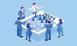 Planning the 2021 Battleground