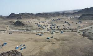 Illegal transportation of fuel through Pak-Iran border continues despite crackdown