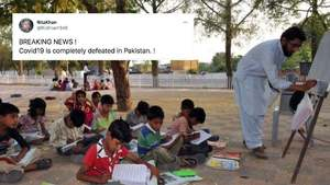 Education Minister Shafqat Mahmood announced schools reopening and students have mixed reactions