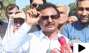 'آئی جی سندھ سے حساب لیا جائے گا'