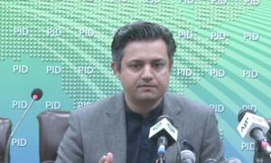 پاکستان کو اب 'ایف اے ٹی ایف' کی بلیک لسٹ میں نہیں ڈالا جاسکتا، حماد اظہر