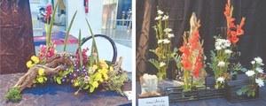 Floral artists celebrate spring