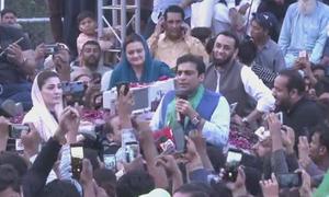 'عمران خان کا یوم حساب شروع ہوگیا'، حمزہ شہباز جیل سے رہا