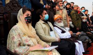 خیبرپختونخوا: سینیٹ انتخابات میں جماعت اسلامی کا پی ڈی ایم  کی حمایت کا اعلان
