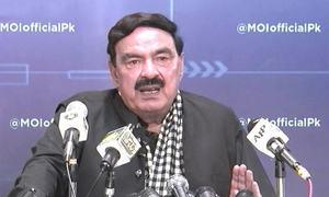 حکومت اور فوج کے اچھے تعلقات سے ملک کو فائدہ پہنچتا ہے، شیخ رشید