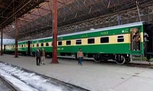 پاکستان، ترکی کے درمیان تجارتی ٹرین کے دوبارہ آغاز کا امکان