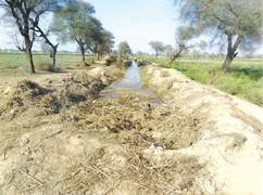 Excessive water supply riles farmers