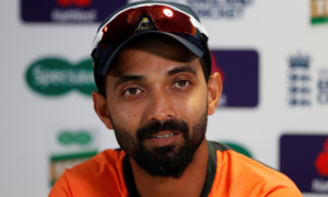 Prepare for another spin fest, Rahane tells England