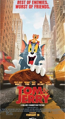 Movie review: Tom and Jerry: The Movie