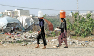 Serious water shortage imminent as dry season continues