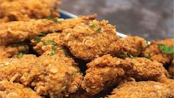 Vegan fried 'chicken' that tastes just like chicken