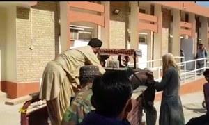 سبی کے قریب دھماکے میں 5 مزدور جاں بحق