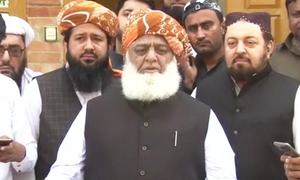 'We reject the vote,' says Fazl after NA reaffirms confidence in PM Imran
