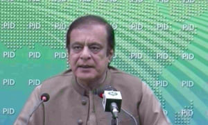 'Force of darkness': Info minister lambasts PDM after PM Imran's vote of confidence