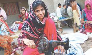 Women and their lives of unrecognised toil