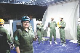 Celebrating women rescuers