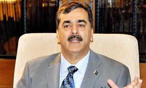 الیکشن کمیشن: یوسف رضا گیلانی کی کامیابی کا نوٹیفکیشن روکنے کی استدعا مسترد