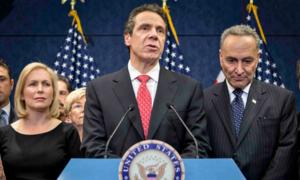 NY Democrats join calls for Cuomo's resignation