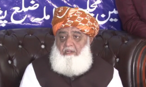 No benefit of long march unless resignations are submitted, says Fazl ahead of PDM meeting