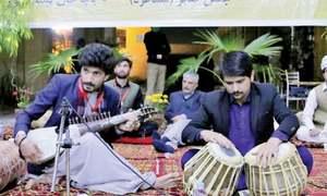 Progressive poet Sahib Shah remembered as epitome of humanism