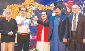 Rahat Fateh Ali Khan given lifetime achievement award