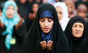 Muslims targeted