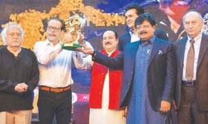 کراچی آرٹس کونسل نے راحت فتح علی خان کو لائف ٹائم ایوارڈ سے نواز دیا