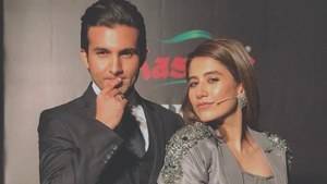 Syra Yousuf and Shehroze Sabzwari are starring in a movie about winning back your ex