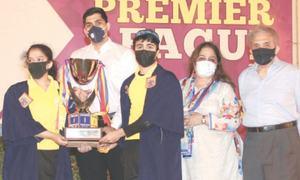 Iqbal House win 38th FPS Premier League Trophy