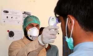 حکومت نے عالمی وبا کورونا وائرس کے خلاف مہم کا نعرہ تبدیل کردیا