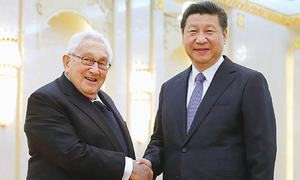 Kissinger recognises Pakistan's role in establishing China-US ties