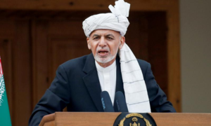 Rejecting US peace plan, Afghan president to offer election in six months