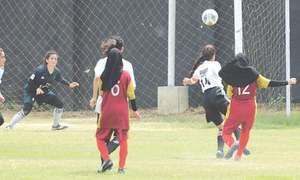 Zohra inspires Hazara Girls FA's fairytale march into quarters